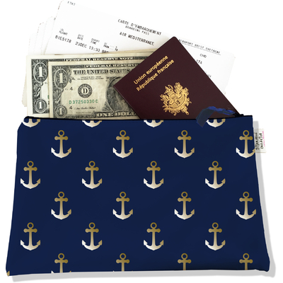 Pochette voyage , porte documents PV2106