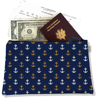Pochette voyage , porte documents PV2103