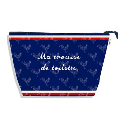 Trousse de toilette Bleu marine Collection Française
