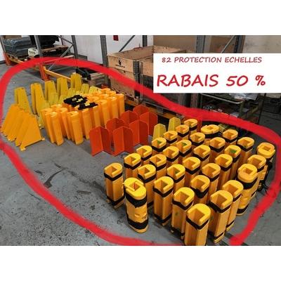 Protection d'échelles et angles. MOITIÉ PRIX. DÉSTOCKAGE. REF. 2045