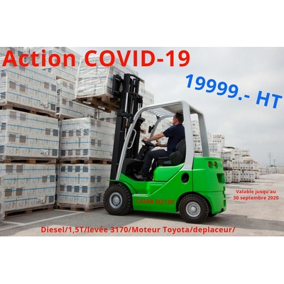 SUPER ACTION COVID-19 DIESEL 1,5T