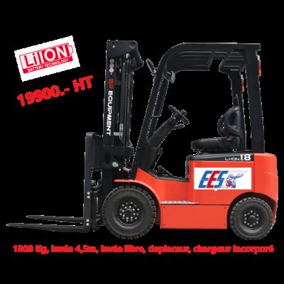 Chariot 1,8 T Lihium-Ion