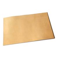 Erstklassiges Leder platten 2,5 mm