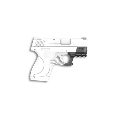 SHR9 Rail Adapter for S&W Shield