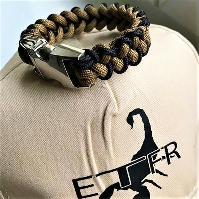 Paracord Piranha ETFr Official Armband
