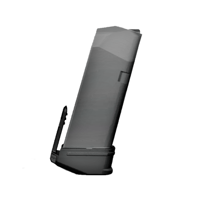 MC43 Magazine Clip with finger extension For Glock 43