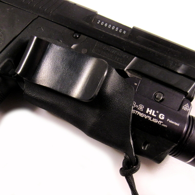 Clever Waffenlicht Trigger Guard Holster