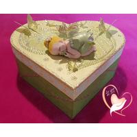 Boîte de naissance bébé fille fée clochette
