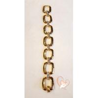 Bracelet  couture plaqué or