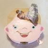 Boîte à dents de lait bébé fille robe automne grise - au cœur des arts