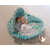13E-au coeur des arts-Veilleuse couffin lumineux bebe sirene fille