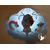 2B-VN-au coeur des arts-Veilleuse nuage lumineux fille