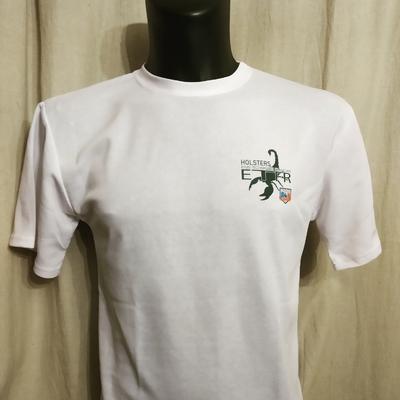White ETFr Tee Shirt