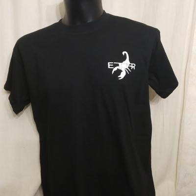 Black ETFr Tee Shirt