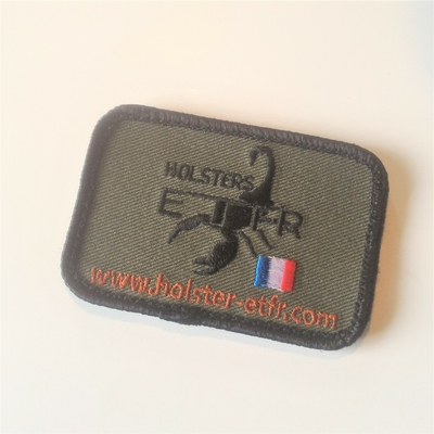 Badge ricamato ETFr