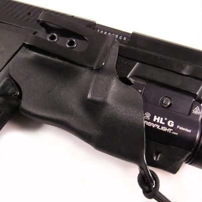 SuperTom Luce Trigger Guard Holster