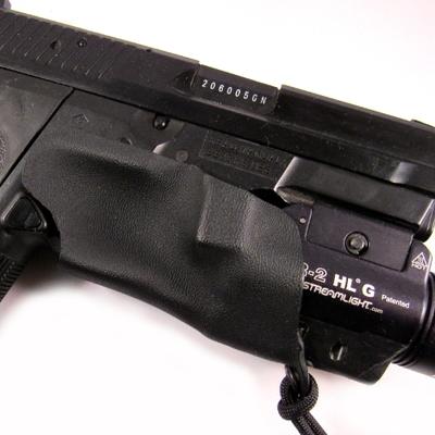 Essentiel Luce trigger guard holster