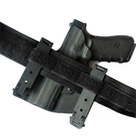 ceinture intervention police gendarmerie molle france etfr holster 50mm 2