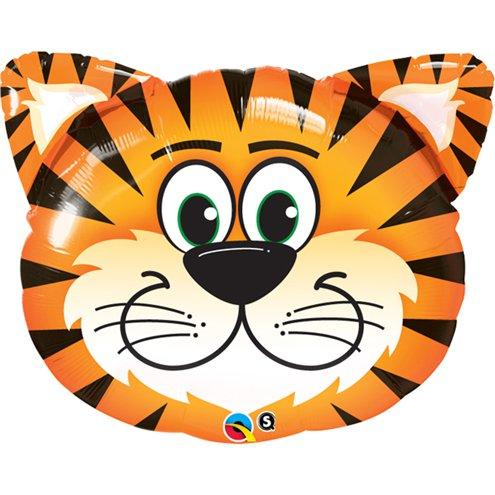 ballon alu tigre