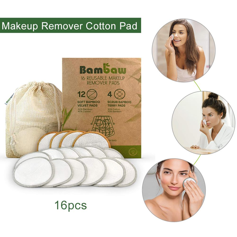 Makeup Remover Cotton Pads