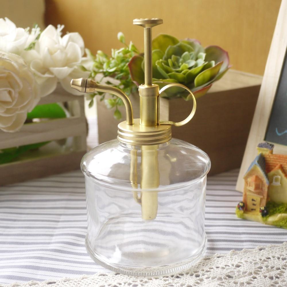 Garden Glass Spray Bottle