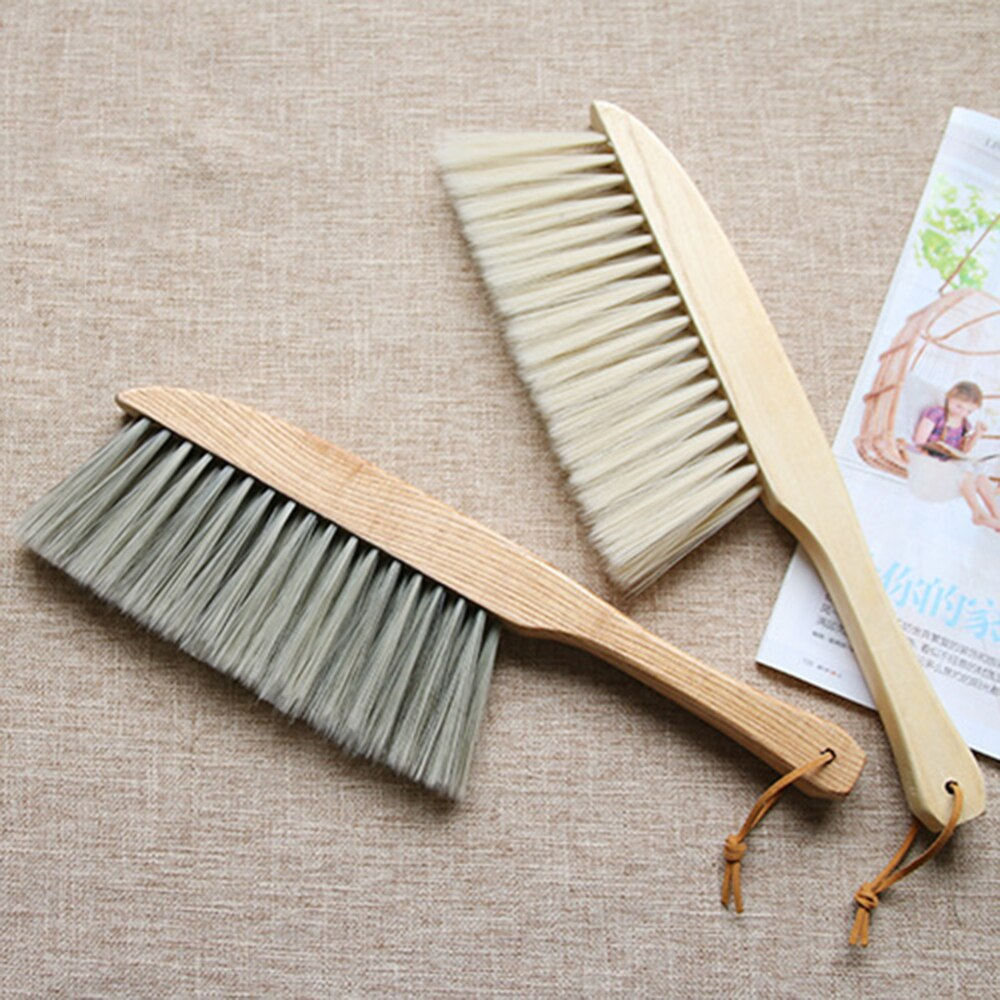 Small Wooden Broom 38*22cm