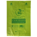 Biodegradable-Dog-Poop-Bags-Cornstarch-Earth-Friendly-Zero-Waste-17-Micron-ASTM-D6400-Compostable-Cat-Waste