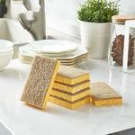 Japan-2pc-Dishwashing-Sponge-Natural-Anti-Oil-Kitchen-Wood-Pulp-Magic-Sponge-Scrubber-Dish-Bowl-Cleaning