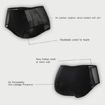 Black-Technology-No-Need-Pad-Menstrual-Panties-Back-Widen-Leak-Proof-Women-Underwear-Period-Briefs-4XL