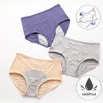 Culotte-menstruelle-tanche-pantalon-physiologique-femmes-sous-v-tements-p-riode-coton-slip-imperm-able-grande