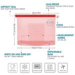 KONCO-4-Pics-Reusable-Silicone-Food-Fresh-Bag-Vacuum-Sealer-Meat-Milk-Storage-Bags-Produce-bags