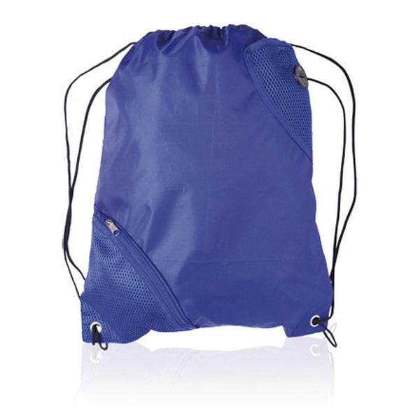 sac à dos de sport bleu