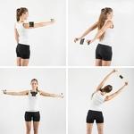 correcteur de posture avec guide dexercices
