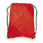 sac à dos de sport rouge