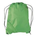 sac à dos de sport vert