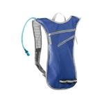 sac à eau de sport bleu