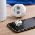 gourde isotherme avec écouteurs sans fil bluetooth