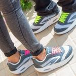 Chaussures minceur effet balancier