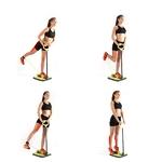 multiples exercices possibles avec un appareil de fitness