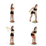 plateforme de fitness permettant de faire plusieurs exercices