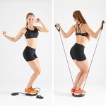 exercices de musculation avec lappareil de cardio