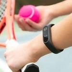faire du tennis avec un bracelet connecté
