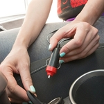 adaptateur voiture pour ceinture vibrante amincissante