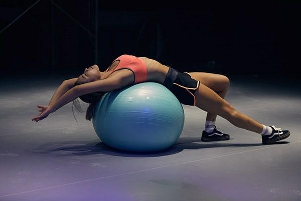 Équipement fitness pour femmes