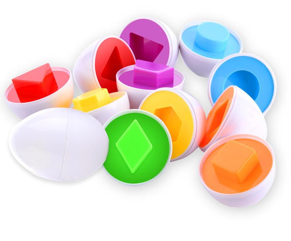 Les œufs éducatifs