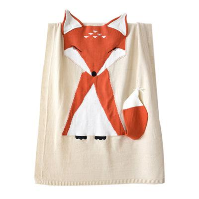 Foxy le Renard en couverture ou tapis de jeu?  à vous de choisir!