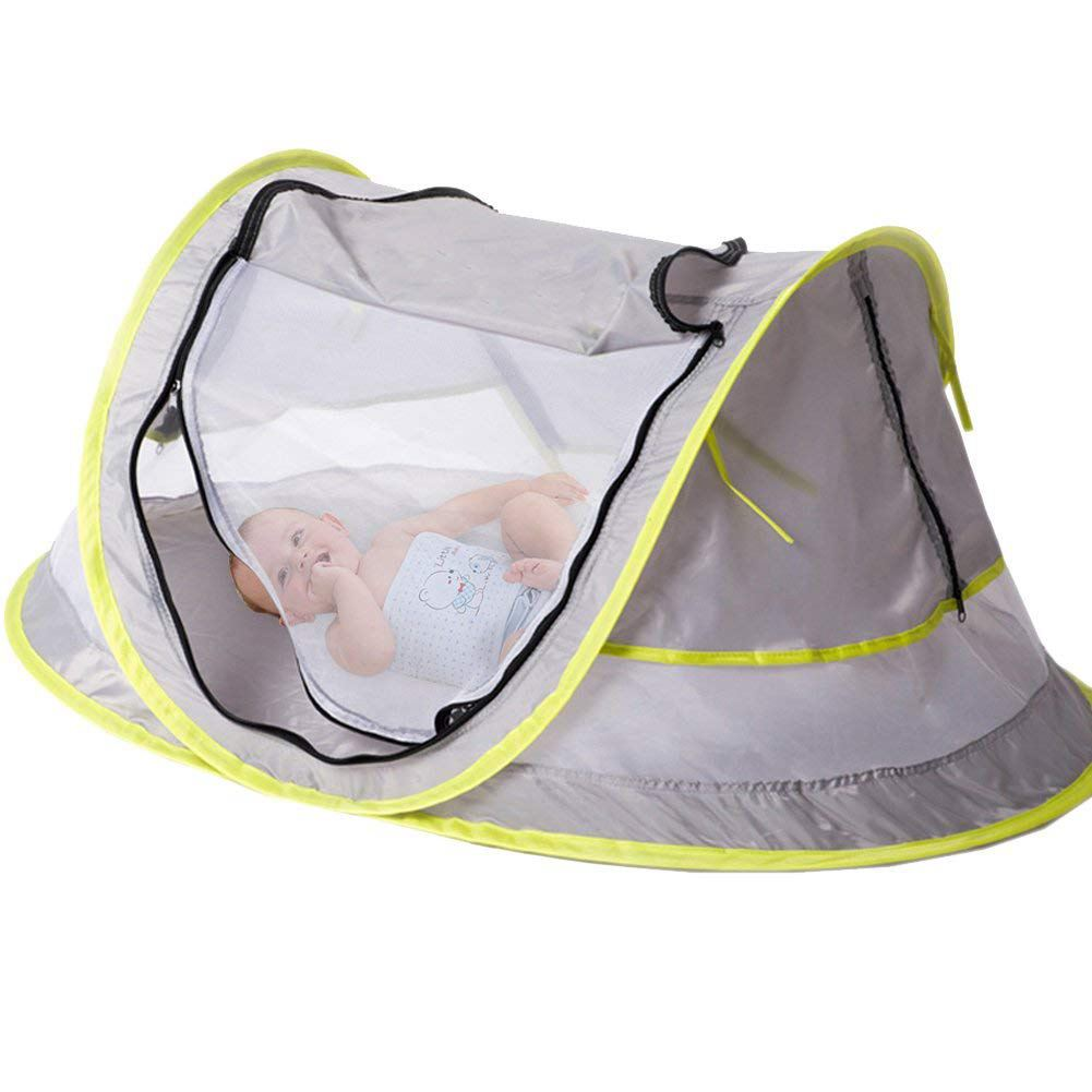 Le lit tente nomade anti-uv