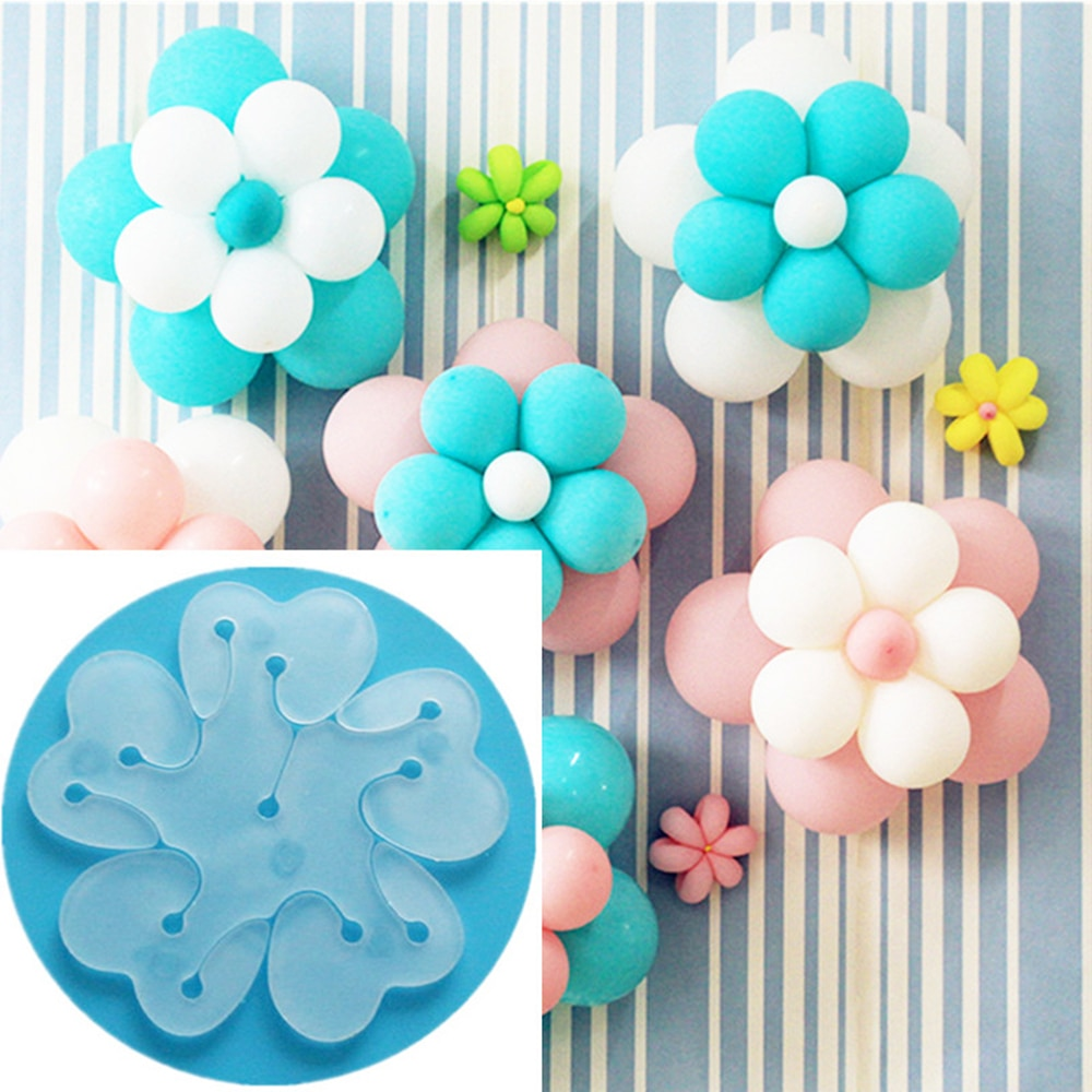 10-Pcs-lot-plastique-ballons-Clips-mousse-colle-Dot-d-coration-ballon-de-mariage-f-te