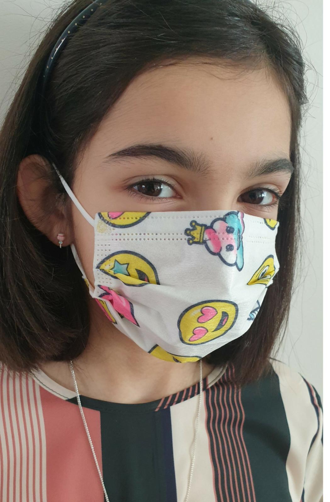 20 Masques chirurgicaux pour enfants. Lequel votre p\'tit bout choisira t-il?