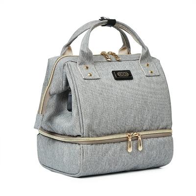 Chic Bag le sac à langer (à main ou à dos) à compartiments isothermes
